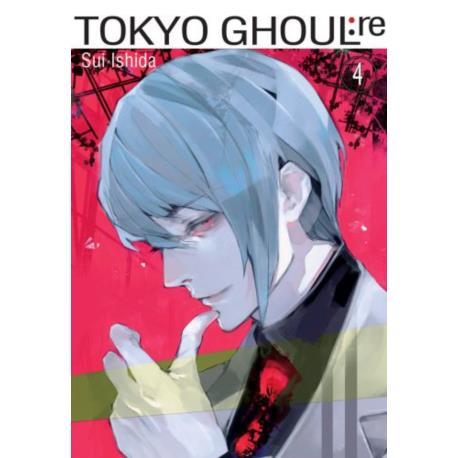Tokyo Ghoul:re tom 04