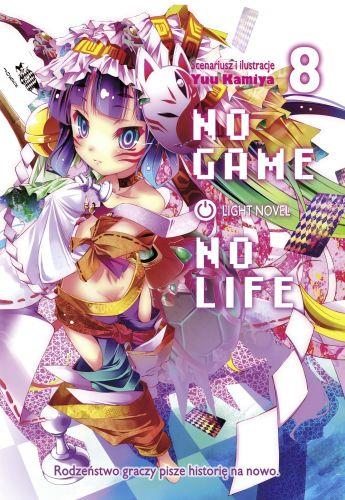 No Game No Life 08 Light Novel