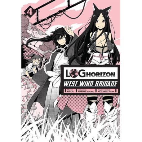 Log Horizon - West Wind Brigade 04