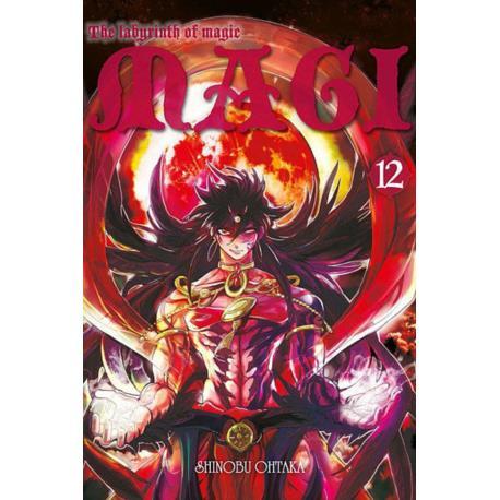 Magi: Labirynth of Magic 12