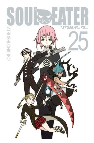 Soul Eater 25