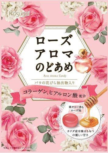 Kasugai Cukierki Rose Aroma