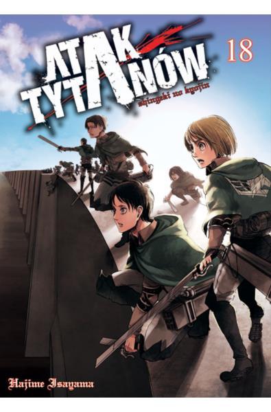 Atak Tytanów 18