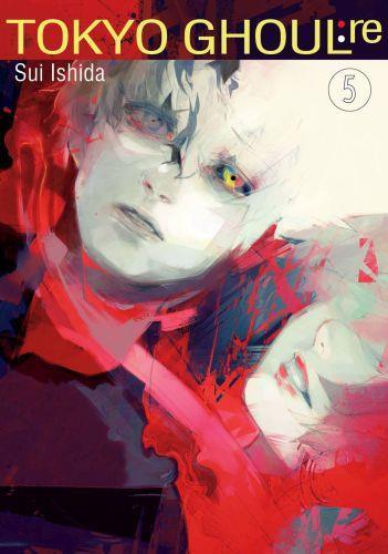 Tokyo Ghoul:re tom 05