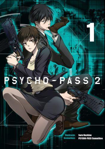 Psycho-Pass 2 01 + pocztówka