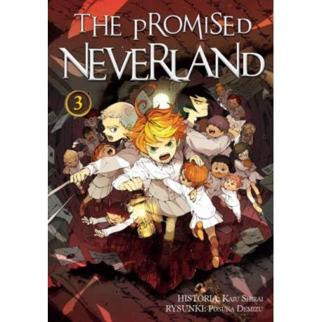 Promised Neverland 03