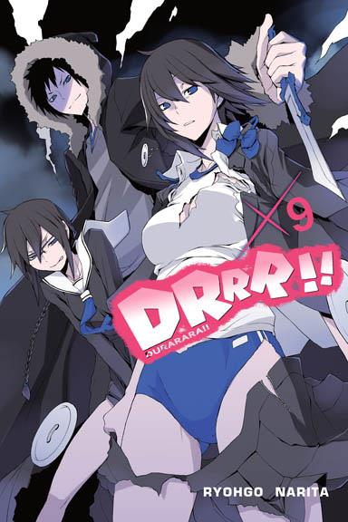 Durarara!! 09 Light Novel