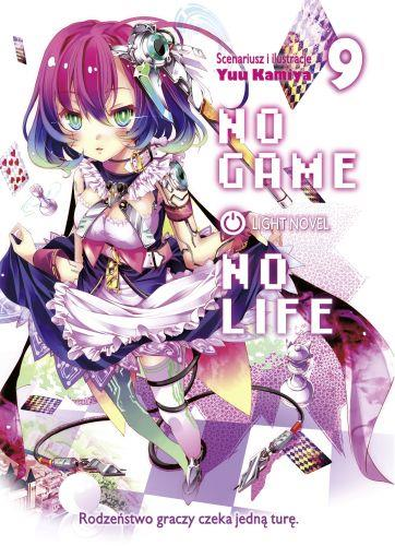 No Game No Life 09 Light Novel