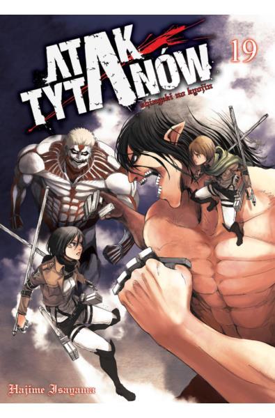 Atak Tytanów 19