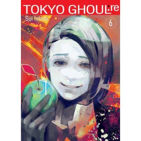 Tokyo Ghoul:re tom 06