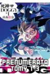 Prenumerata Shinigami DOGGY 1-3
