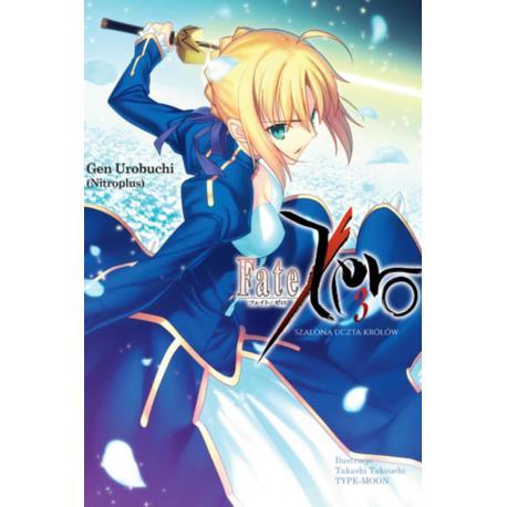 Fate/Zero 03