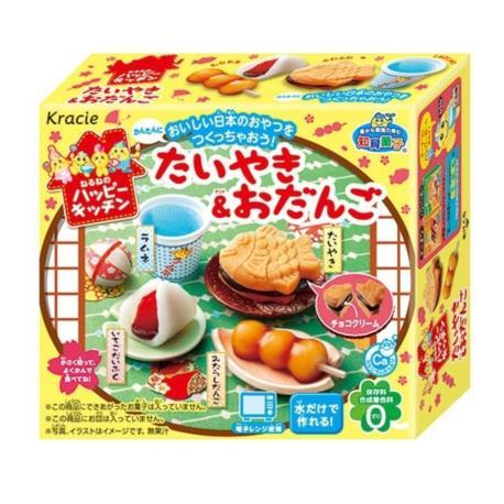 Kracie Popin Cookin Taiyaki i Dango
