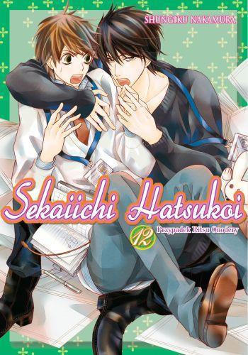 Sekaiichi Hatsukoi 12