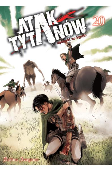 Atak Tytanów 20