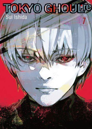 Tokyo Ghoul:re tom 07