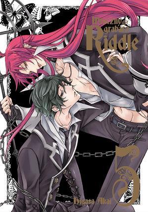 Mroczny grabarz Riddle 05