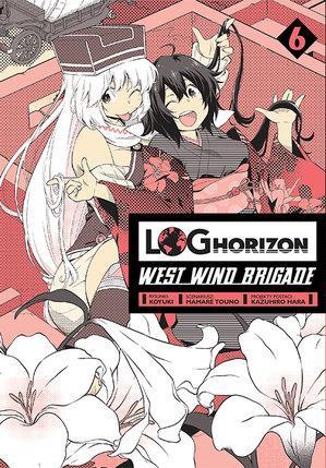 Log Horizon - West Wind Brigade 06