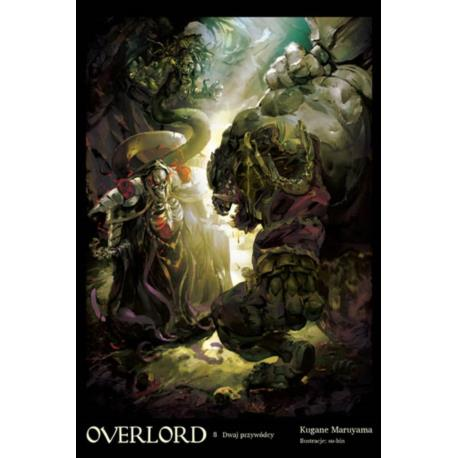 Overlord Light Novel 08