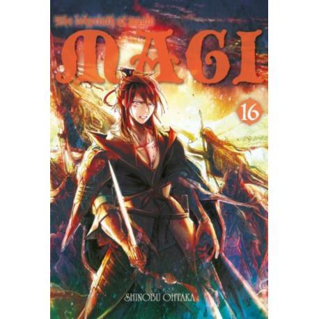 Magi: Labirynth of Magic 16