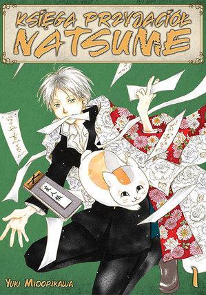 Księga przyjaciół Natsume 01