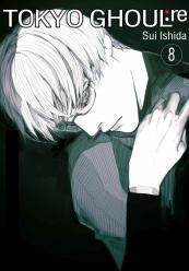 Tokyo Ghoul:re tom 08
