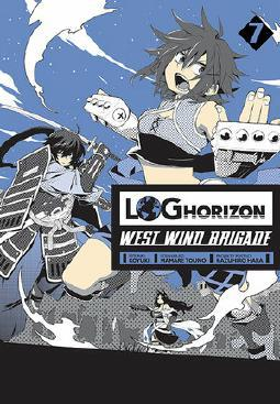 Log Horizon - West Wind Brigade 07