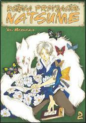 Księga przyjaciół Natsume 02