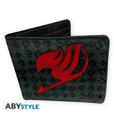Fairy Tail - portfel z emblematem Gildii