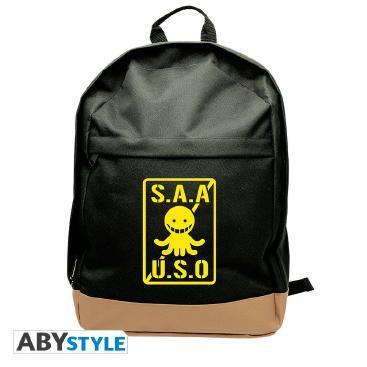 "Klasa skrytobójców - plecak ""S.A.A.U.S.O"""