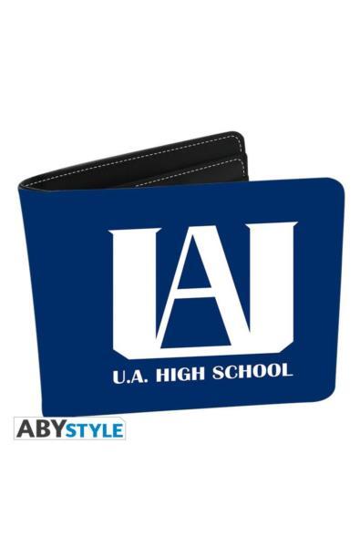 "My Hero Academia - portfel z symbolem ""U.A."""