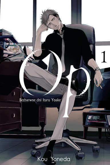 Op: Bezbarwne dni Itaru Yoake 01