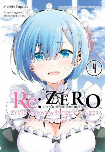 Re: Zero Życie w innym świecie od zera. Księga 2 - Tydzień w rezydencji 04