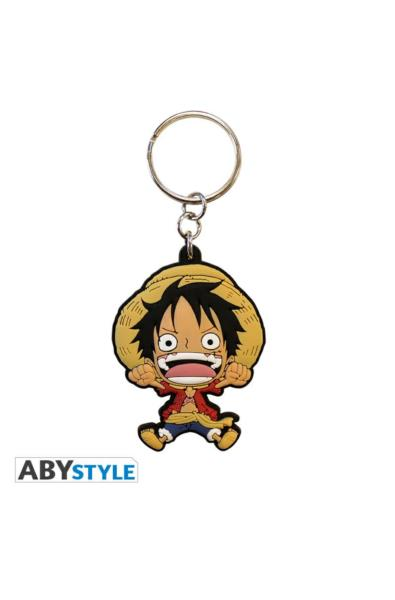 "One piece - brelok ""Luffy SD"""