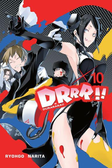 Durarara!! 10 Light Novel