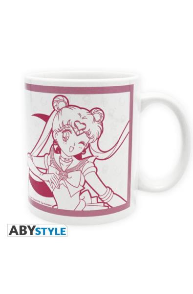 """Sailor Moon - kubek """"Sailor Moon&Luna"""""""