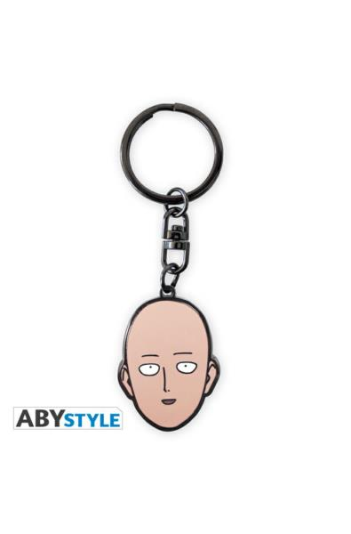 "One-Punch Man - brelok ""Saitama`s Head"""