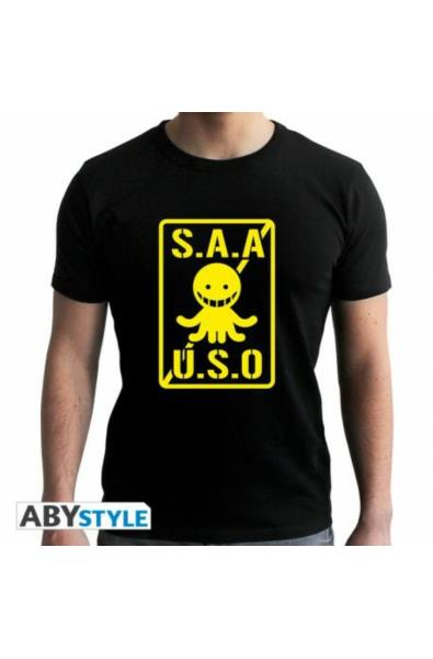 "Klasa skrytobójców - koszulka ""S.A.A.U.S.O"""
