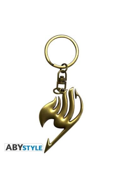 Fairy Tail - brelok 3D z symbolem gildii