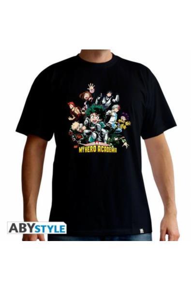 """My Hero Academia - koszulka """"Heroes"""""""