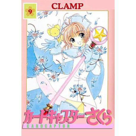 Przedpłata Card Captor Sakura 9