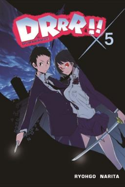 Durarara!! 05 Light Novel