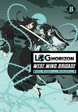 Log Horizon - West Wind Brigade 08
