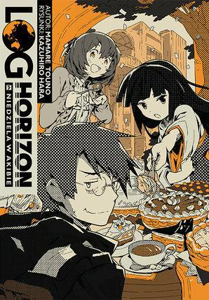 Log Horizon 05 LN