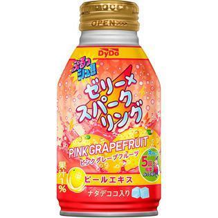 Dydo dwu-teksturowy napój o smaku grejpfrutowym