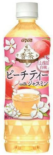 Dydo jaśminowa herbata brzoskwiniowa