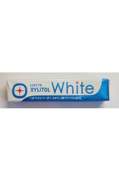 Lotte White guma do żucia o smaku lemoniady