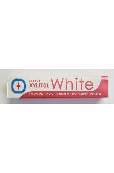 Lotte White guma do żucia o smaku grejpfruta