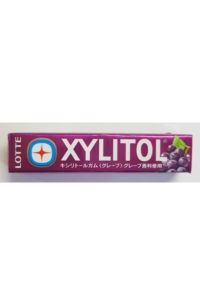 Lotte White guma do żucia o smaku winogronowym