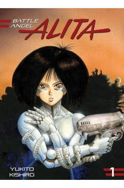 Battle Angel Alita (nowe wydanie) 01